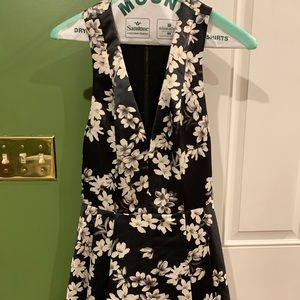Alice + Olivia southern blossom dress